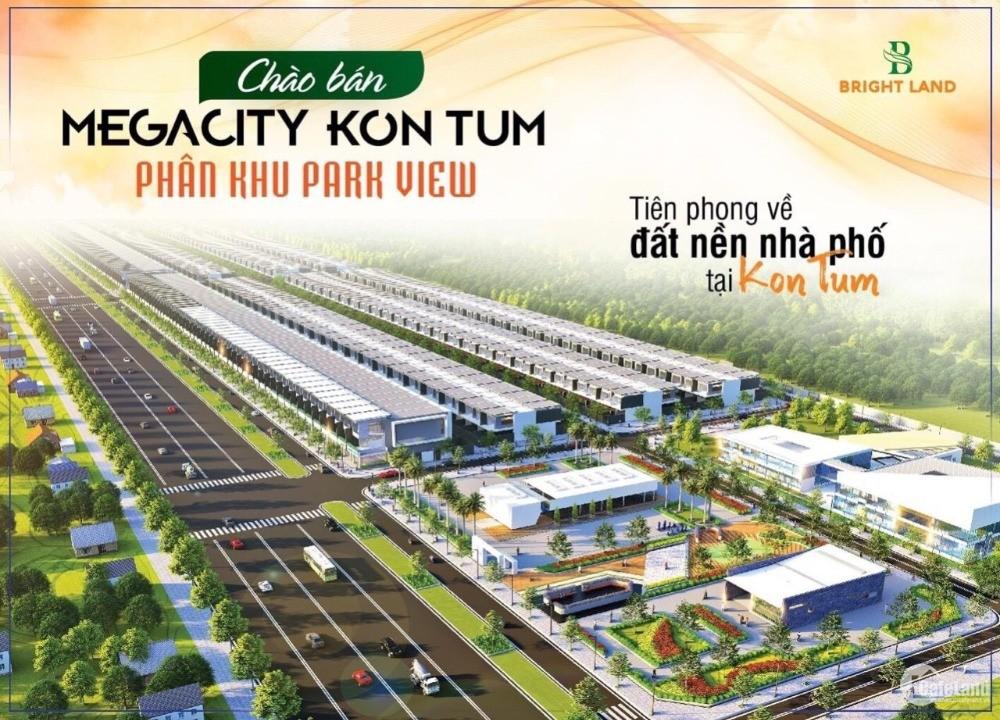 Cần Bán Lô Megacity Kontum Chỉ 230 Triệu - Hỗ Trợ Vay 50% - Lh Ngay 0905009771