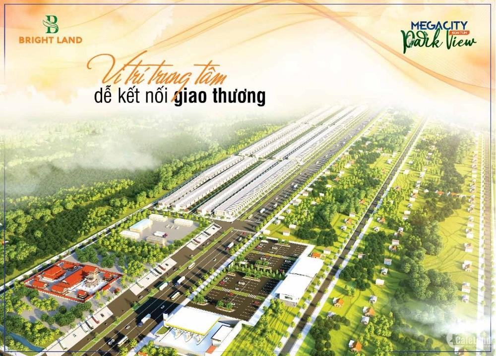 230TR sở hữu ngay 170M2 đất dự án Mega City Kon Tum, sổ đỏ trao tay