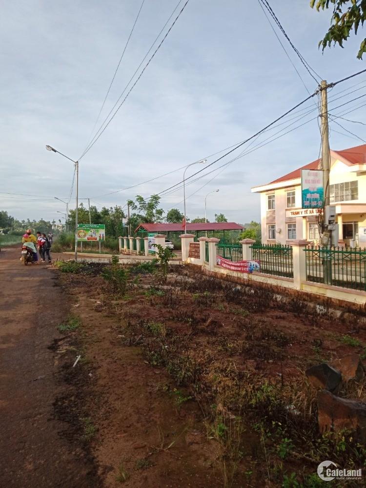 Về quê, sang hết đất mặt tiền trung tâm Thuận Hà Đắk Nông