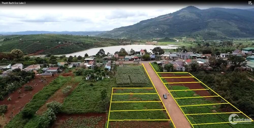 Gần TT thị trấn Di Linh - Lâm Đồng. Sát quốc lộ 20. 7x30m. thổ cư 80. 515tr