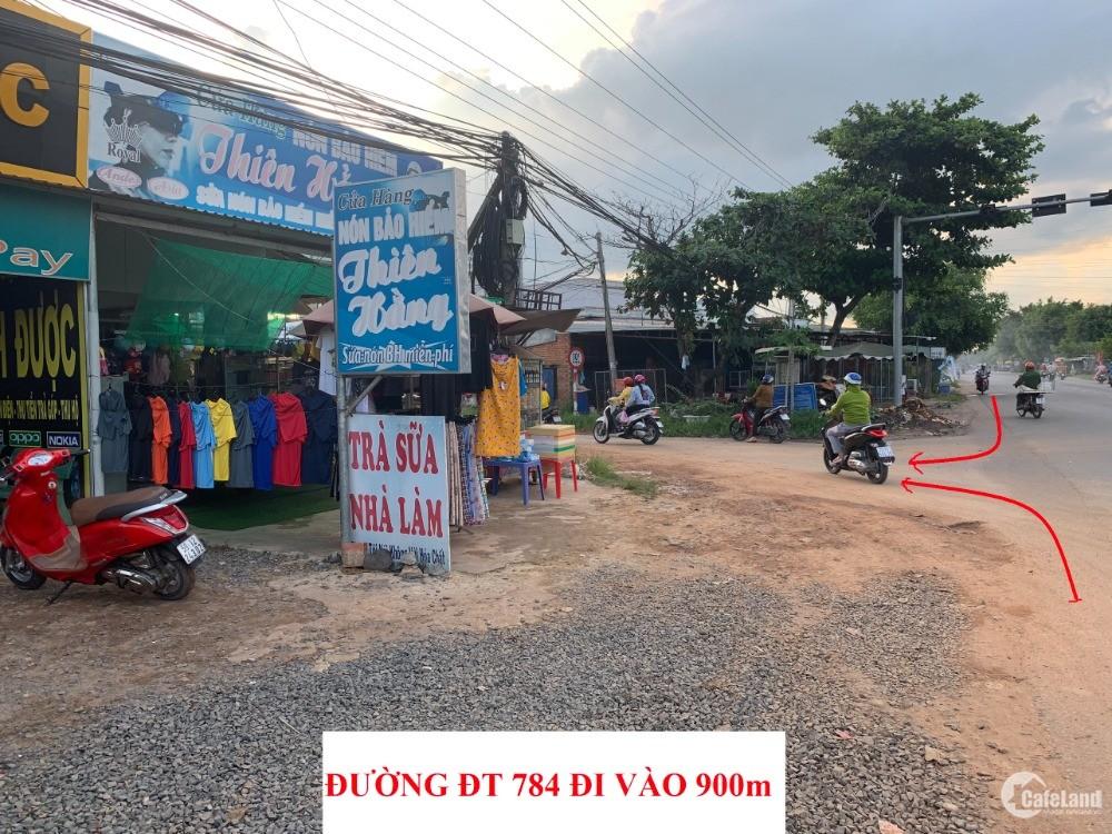 Lợi nhuận cao, đất Phước Đông, đón Cao tốc TP HCM, Tây Ninh, thổ cư 100%, sổ sẵn