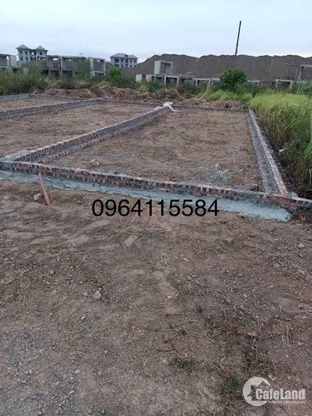 Cần tiền bán nhanh lô đất dịch vụ, DT 131m2, Khu đường 3,5  (8 LÀN XE)
