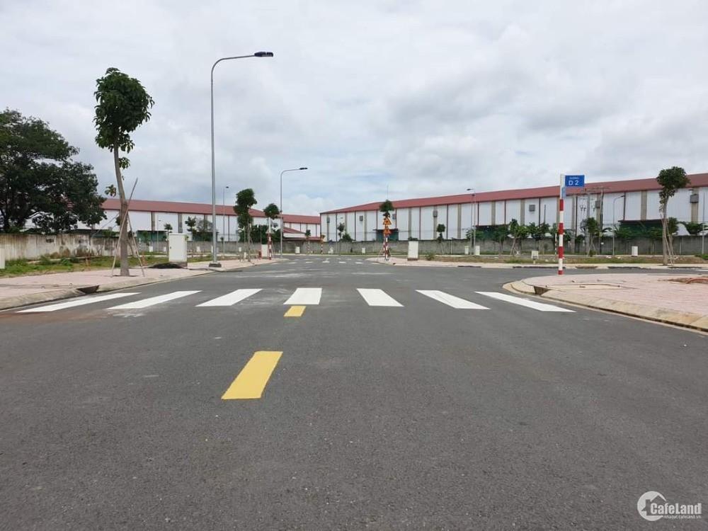 Đất Bình Chánh, Đất Nguyễn Trung Trực,SHR, Xây tự do.