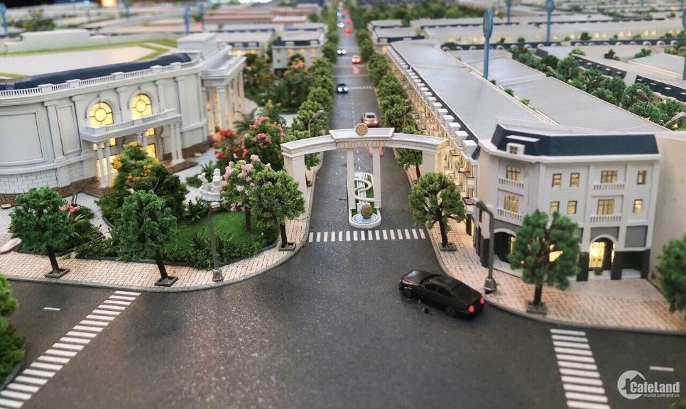 Dự án Century City.Cách sân bay Long Thành 2km.quỹ đất sạch.NH hỗ trợ 70%