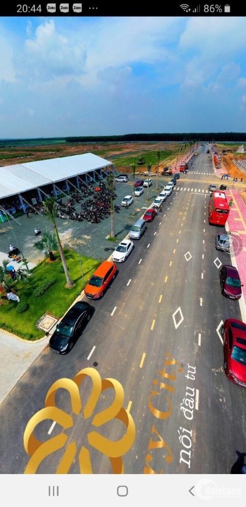 Bán Đất Nền Sân Bay Long Thành Đồng Nai, Giá Gốc CĐT Chỉ 340Tr, CK 6%