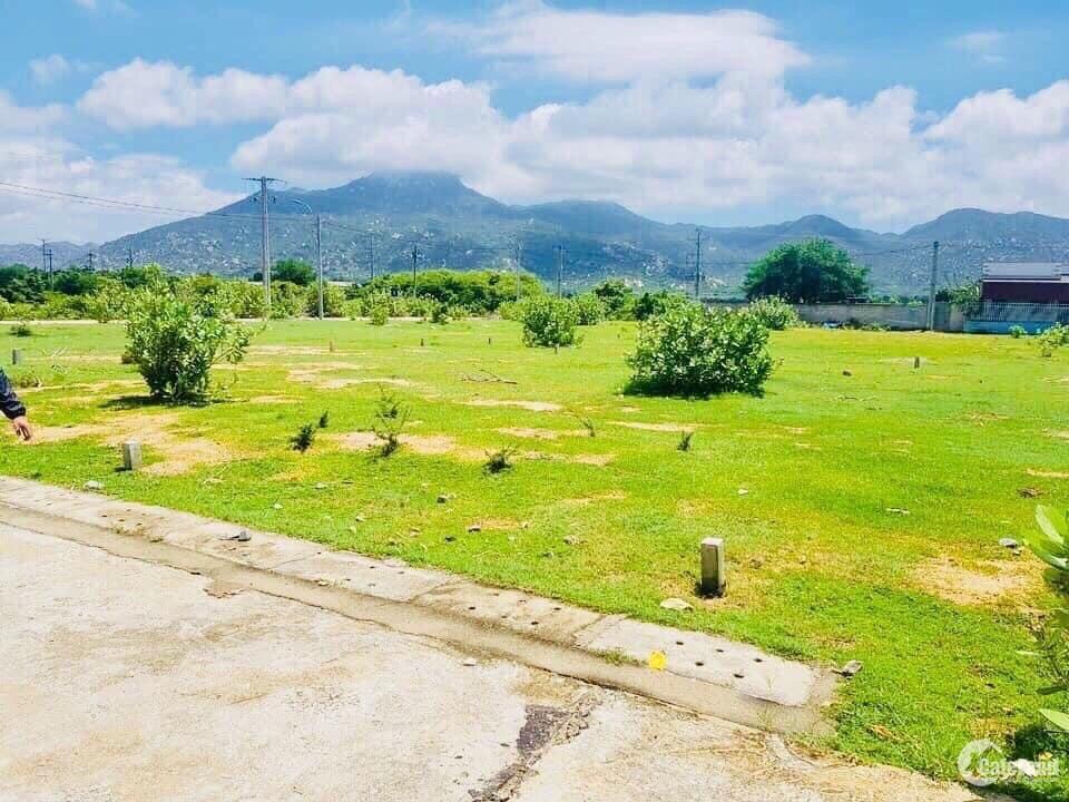 Bán đất mặt tiền Quốc Lộ 1A liền kề Cảng quốc tế Cà Ná