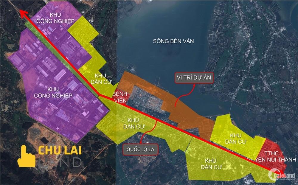 Tổng Quan Dự Án Khu Đô Thị Vịnh An Hoà, Núi Thành, Quảng Nam