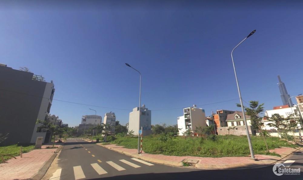 Bán đất thổ cư 100% MT ĐÀO TRÍ -Q7.xây tự do, dân cư Đông Đúc. giá 2.2 tỷ