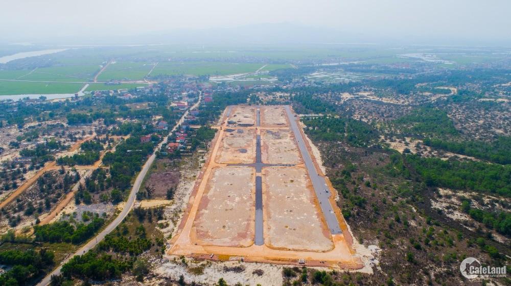 Mở bán đất nền dự án Dinh Mười 3 Central Park, Quảng Ninh, Quảng Bình