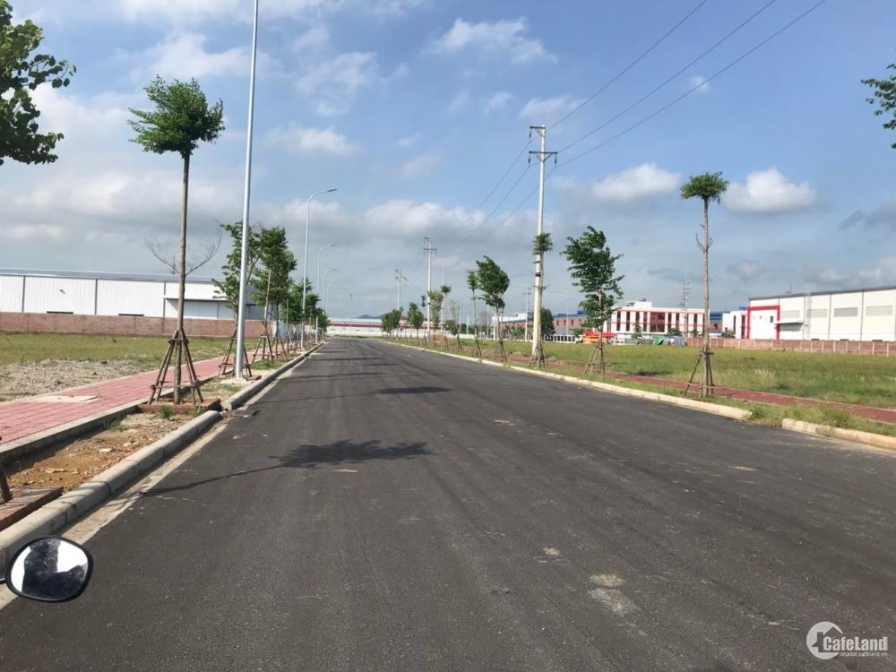 Bán đất KCN Thuận Thành 2, diện tích 13.462m2– Lô góc, Giá cực tốt.