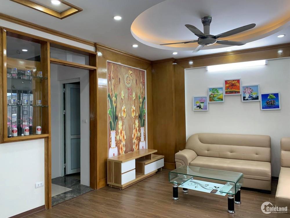 Bán nhà Yên Lạc, Hai Bà Trưng. 6 tầng thang máy, ô tô vào nhà.
