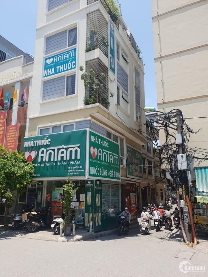 Bán nhà mặt phố Phan Đình Giót, vỉa hè to, kinh doanh đỉnh 40m2 4 tầng MT5m giá