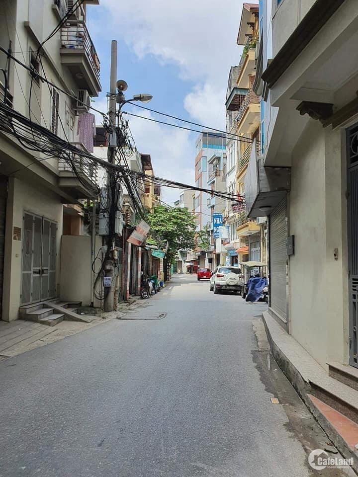 Lô góc kinh doanh đường 2 làn ô tô tránh nhà Phố Lê Trọng Tấn 41m2,MT5m, 5 Tầng