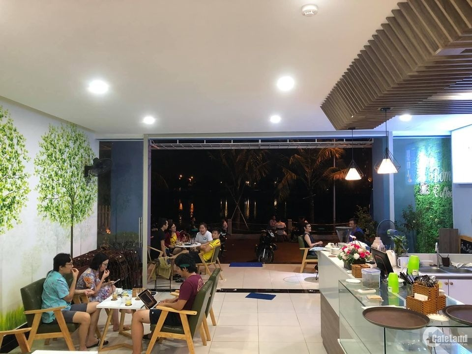 Cho thuê Shophouse Quán Cafe đầy đủ thiết bị tại KĐT Chí Linh, Vũng Tàu