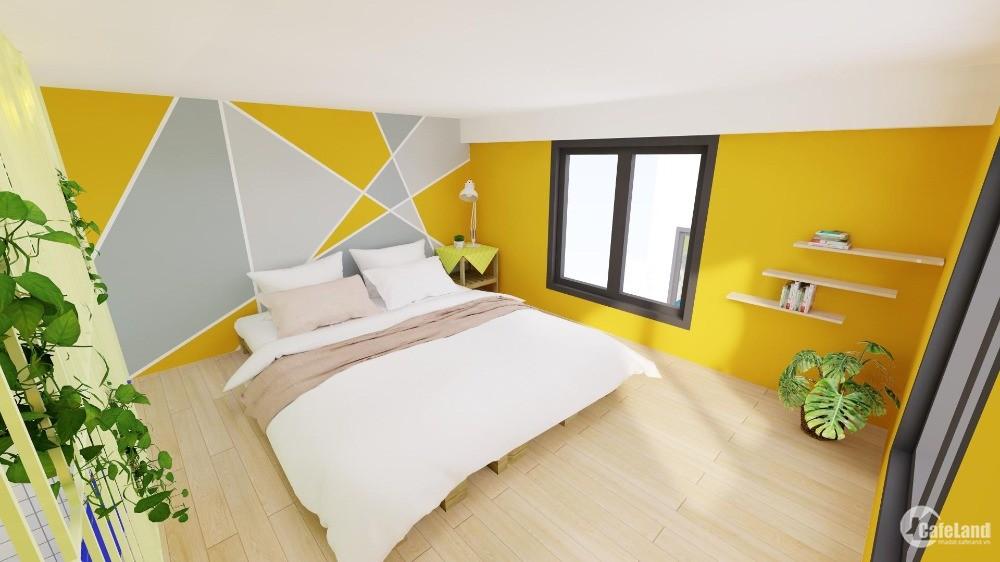 Cho thuê chung cư mini tại ngõ 193 Phú Diễn chỉ với 3,4tr/ tháng full đồ