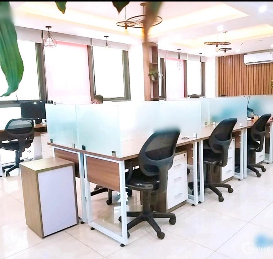 Cho thuê văn phòng (150m2 - 300m2) Tòa nhà mặt tiền đường Hải Thượng Lãng Ông P1