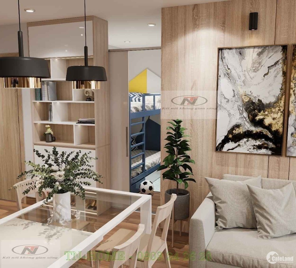 Căn 1PN + 1 Vinhomes Ocean Park, ban công ĐN, thanh toán sớm giá 1,35 tỷ. VC70tr