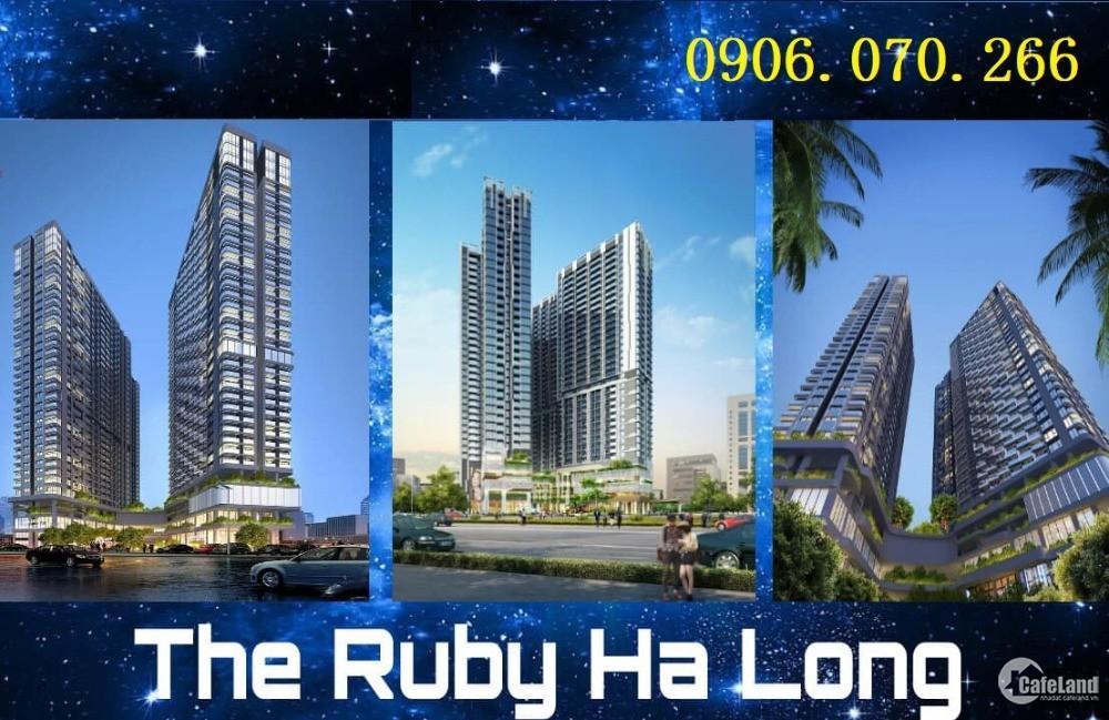 Tại sao không nên mua chung cư Ruby Hạ Long (MB land) trong năm nay?