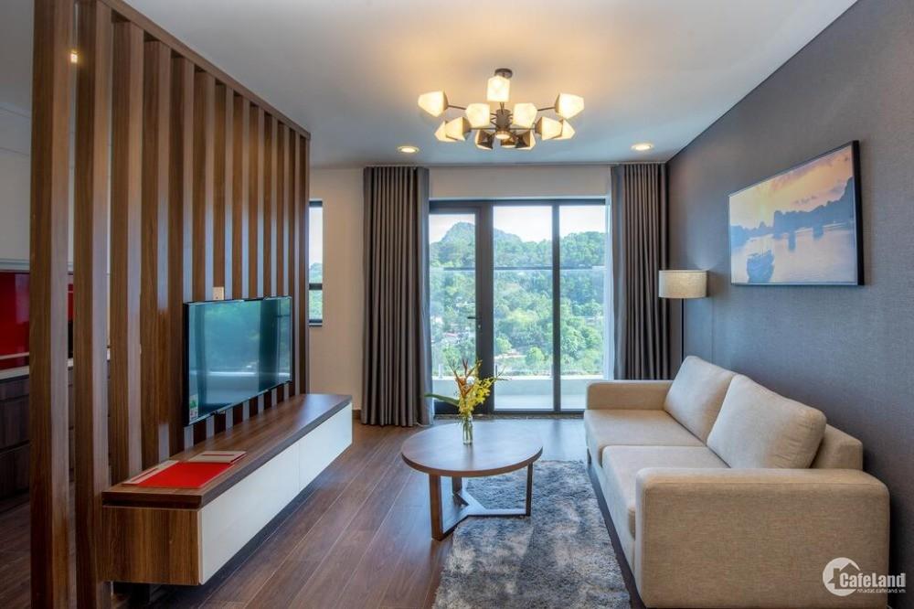 Căn hộ chung cư giá tốt nhất trong phân khúc tại Quảng Ninh.