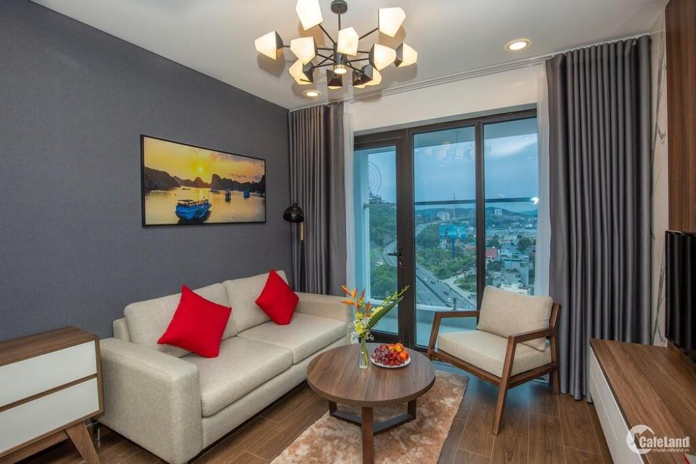 sổ hồng vĩnh viễn trao tay , chung cư cao cấp Hạ Long Bay view