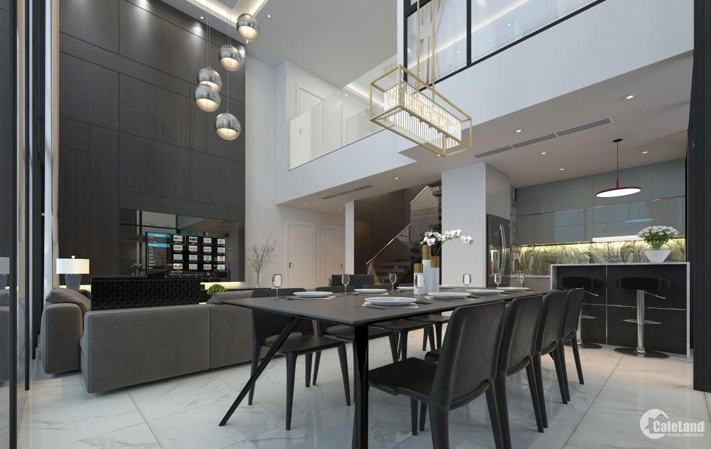 Ra hàng đợt 1 căn hộ trong tổ hợp Sky Villas- Sunshine Crystal River- chỉ 3.7 tỷ