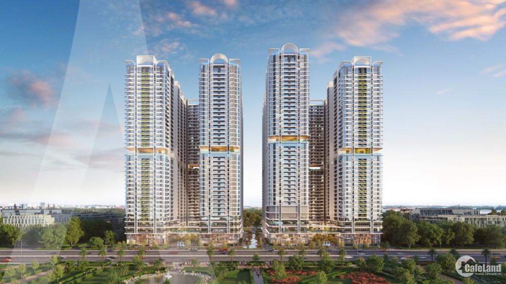 Căn hộ cao cấp Astral City Bình Dương bàn giao full nội thất giá 1.65 tỷ/căn