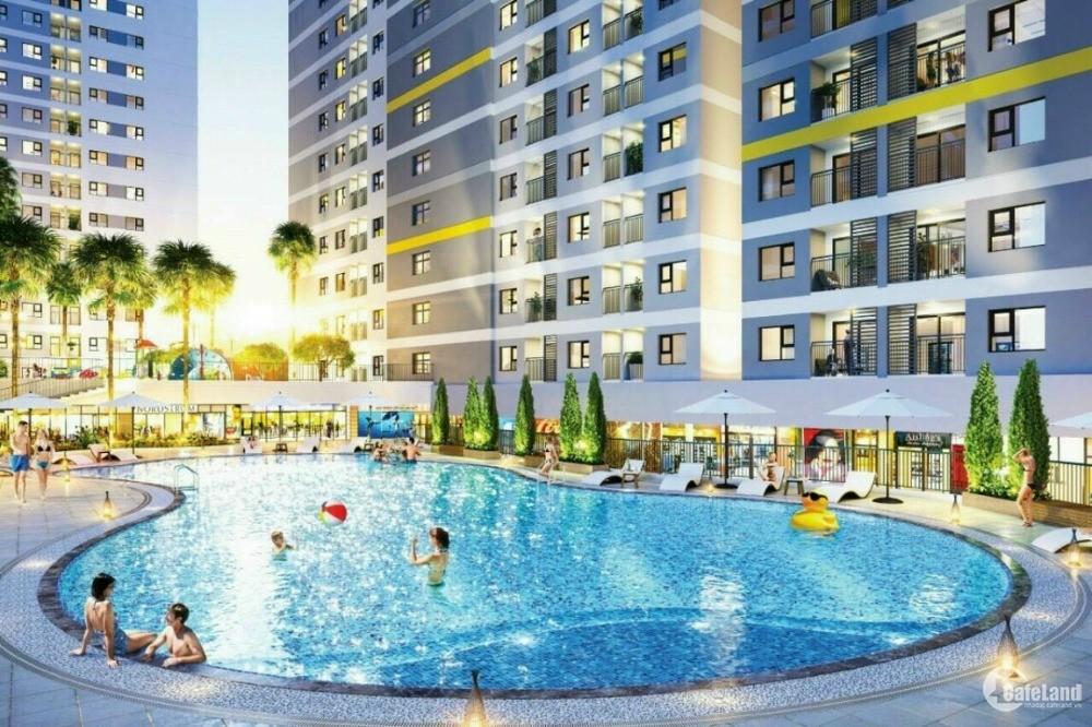 Thanh toán 168 triệu (20%) sở hữu ngay căn hộ cao cấp Khu Visip 1. LH 0974703681