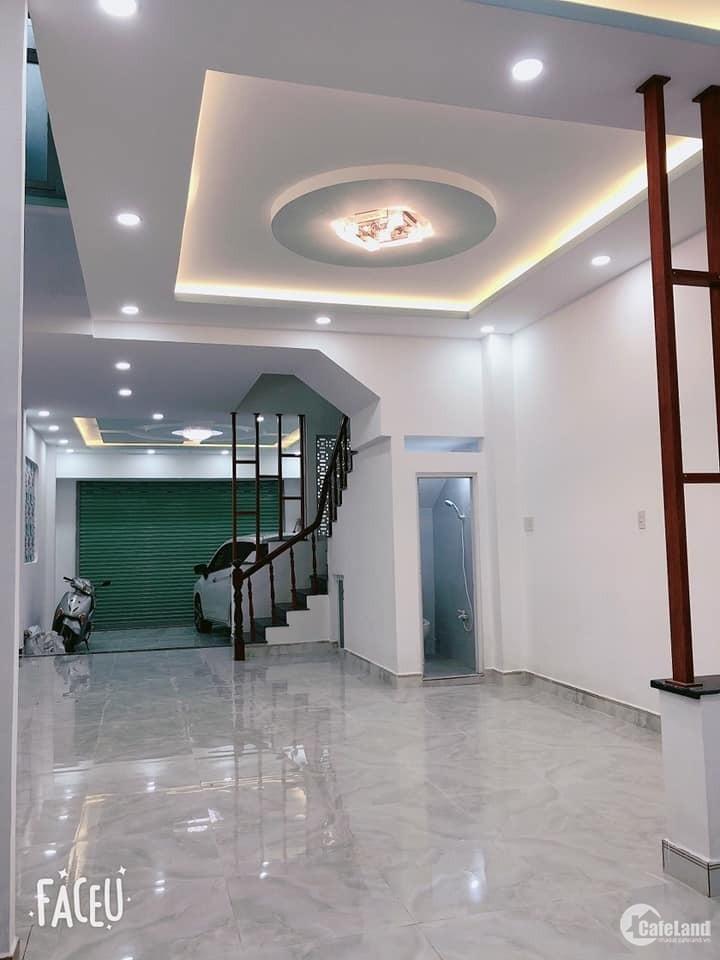 Bán nhà Chu Văn An 50m2,4 tầng, nhà đẹp, ở ngay, nhiều phòng ngủ, 7.9 tỷ  TL