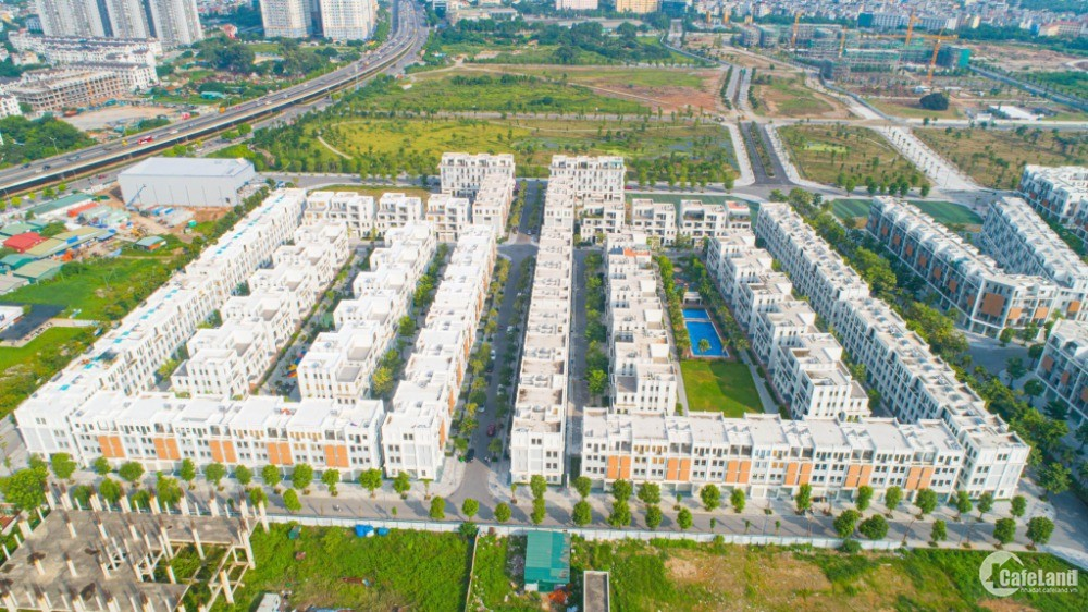 Sở hữu căn góc siêu đẹp cuối cùng view công viên Chu Văn An - The Manor