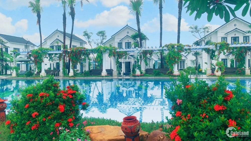 Bán biệt thự nghỉ dưỡng khoáng nóng Vườn Vua