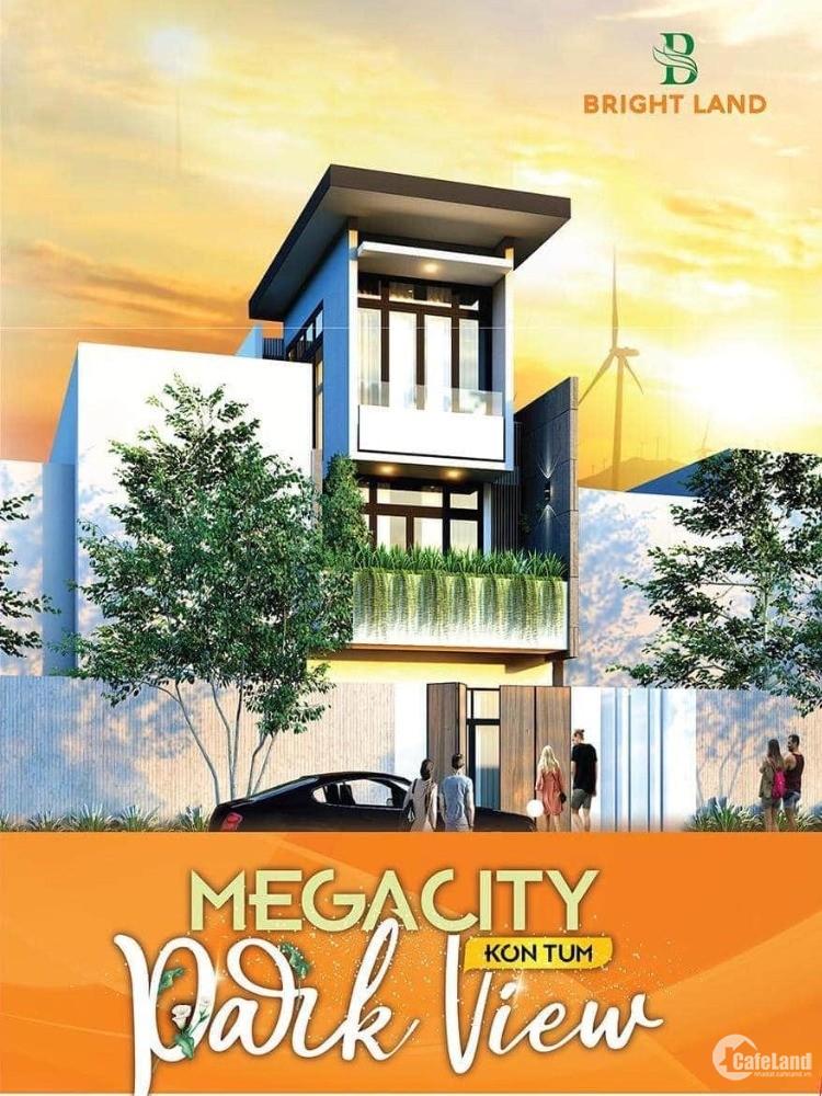 Brightland nhận đặt chỗ phân khu mới Parkview Mega City kề công viên