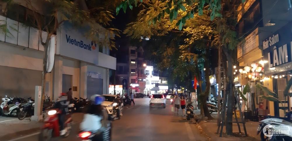 Mặt phố Đặng Văn Ngữ, Đống Đa hơn 100m giá cực yêu, mặt tiền 5.5m, KD thuận lợi