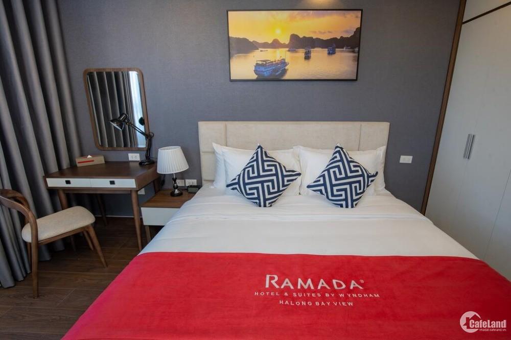 Căn hộ Ramada by Wyndham Hạ Long Bay View - giá mùa dịch - nhận nhà ngay
