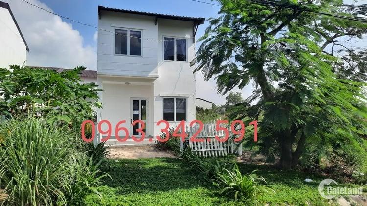 Bán nhà phố Nhơn Trạch Đồng Nai 1,6 tỷ/căn