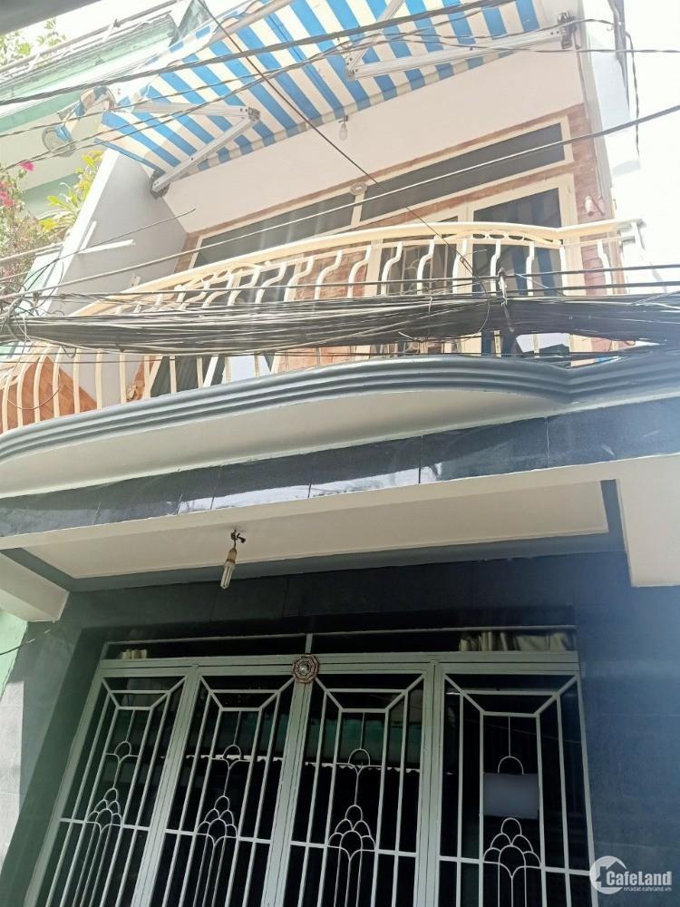 Bán nhà mặt tiền hẻm 205 Huỳnh Tấn Phát P. Tân Thuận Đông Quận 7