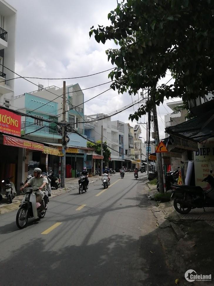 Chủ bán mặt tiền KD góc Phú Thọ Hòa,Tân Phú,DT 114m2,nở hậu 5.3m,13tỷ2