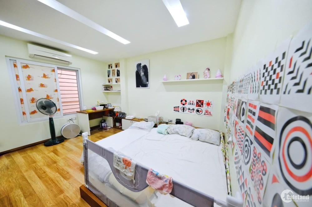 Gấp bán nhà phố Kim Mã, phường Ngọc Khánh, Ba Đình, diện tích 40m x 5 tầng, mặt