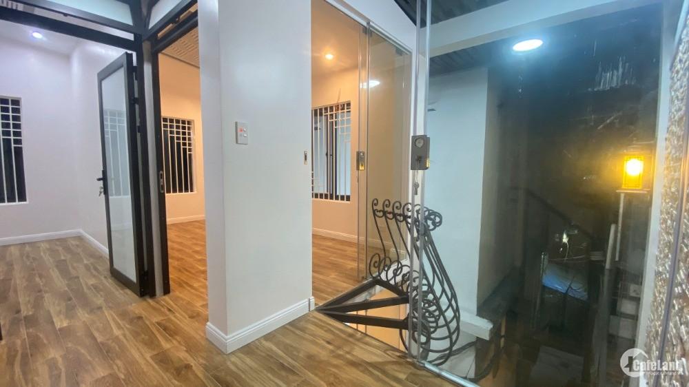 Bán gấp nhà ngõ 262 Trần Nguyên Hãn, Lê Chân, HP, thiết kế 3 tầng sang trọng