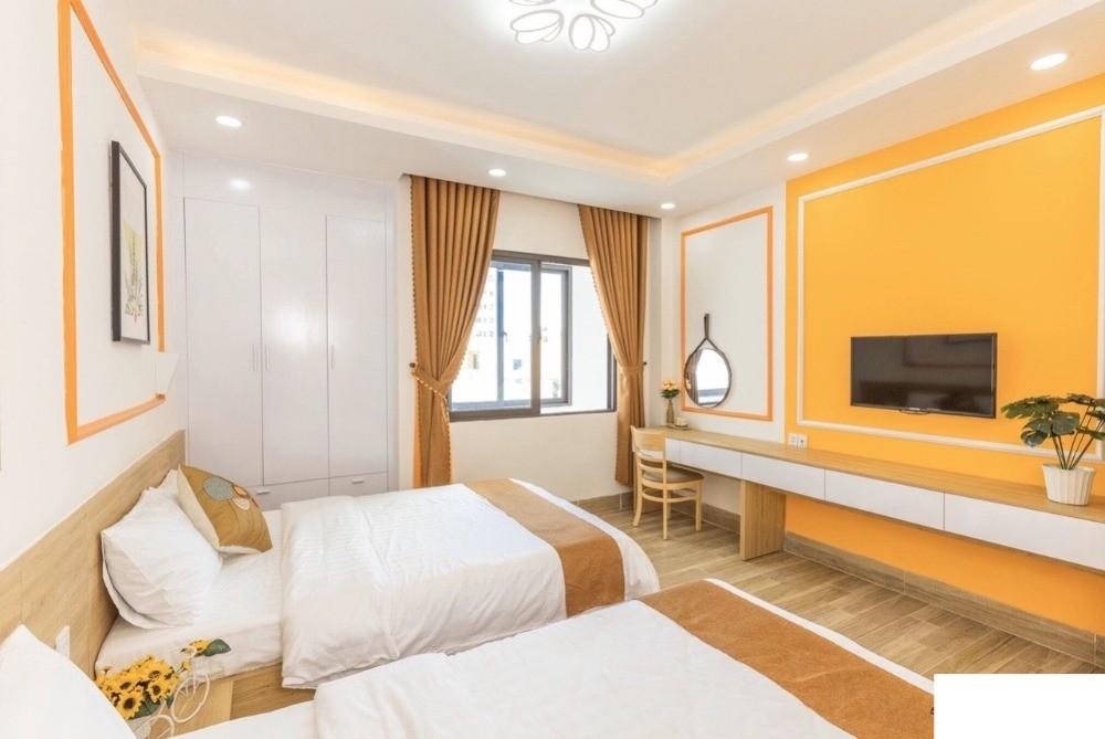Bán nhà 4 tầng gần Hồ Xuân Hương, 4 phòng, tặng nội thất Ngũ Hành Sơn