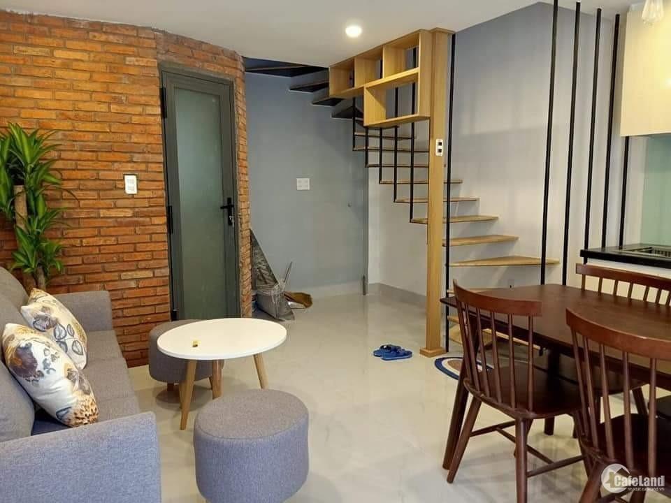 Bán nhà CMT8 - 4 tầng - dtsd 88m2 - nhà mới tặng nội thất - giá bèo chỉ 4.2 tỉ