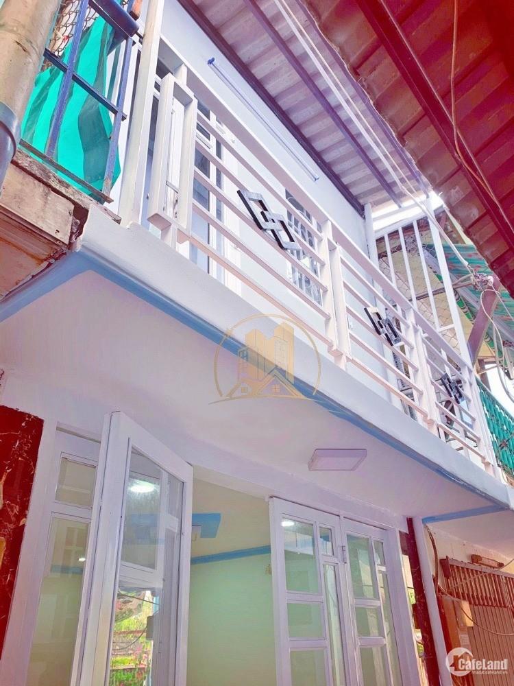 Bán nhà hẻm 88 Đường 17 Phường Tân Thuận Tây Quận 7