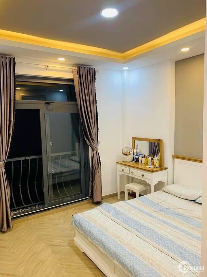 Bán nhà Huỳnh Văn Bánh Quận Phú Nhuận,vị trí lô góc đẹp lộng lẫy giá chỉ 5.45 tỉ