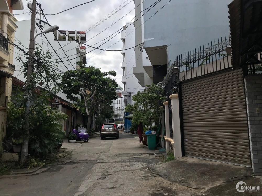 Bán nhà đầu hẻm oto Thích Quảng Đức, P4 Phú Nhuận, 4x20, 11.5 tỷ