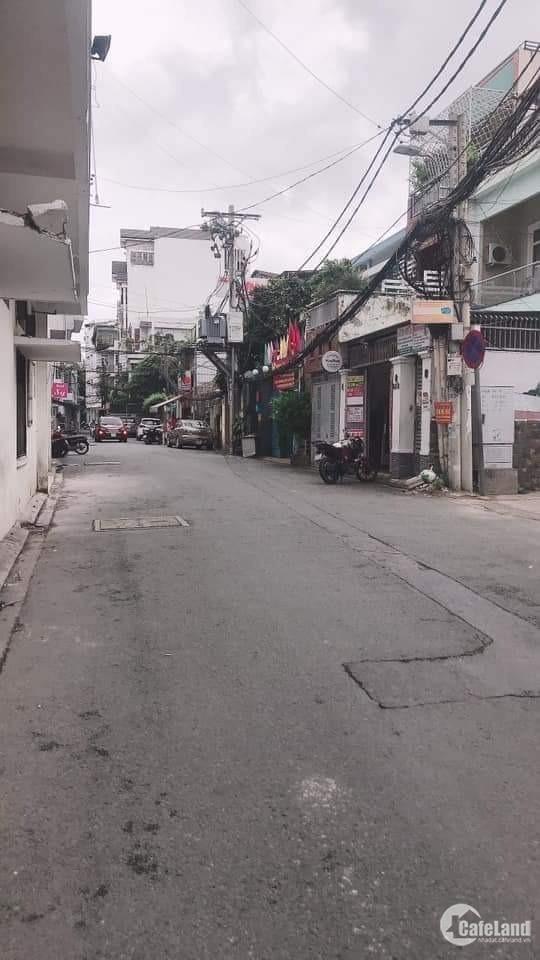 Bán nhà Phan Đăng Lưu Quận Phú Nhuận, hẻm xe hơi, nhà đẹp giá rẻ chỉ 4.9 tỉ