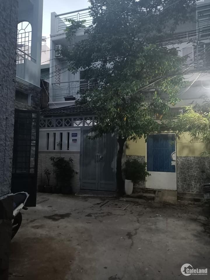 Hạ tụt giá bán nhà P.10 Tân Bình:3 tầng,4 PN,hẻm ba gác ,giá chưa đầy 4 tỷ