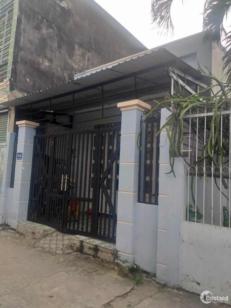 Bán nhà đường Tân Sơn Nhì DT 4,3x18m cấp 4 lững tiện xây mới