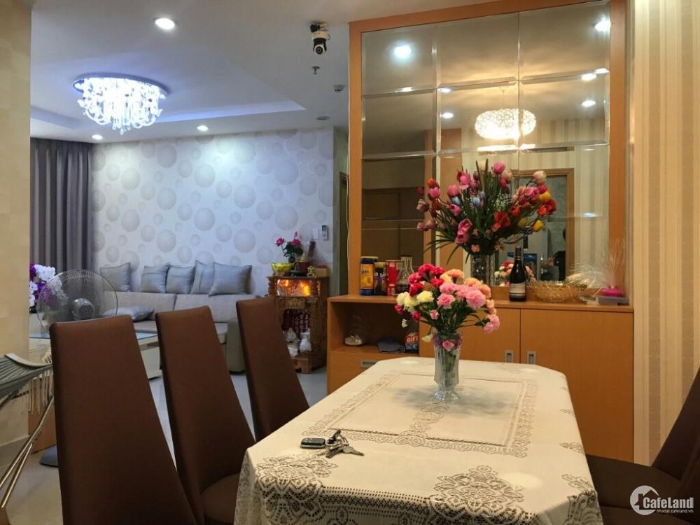 Cho Thuê Căn Hộ Saigonres Vincom Plaza.Q.Bình Thạnh. DT: 81m2, 3 Phòng Ngủ