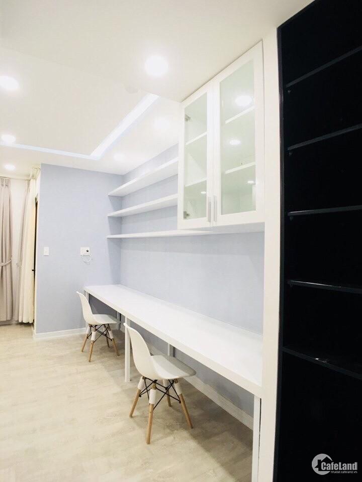 Cho Thuê Officetel Gardent Gate ,Hoàng Minh Giám. DT: 36m2 ,Nội Thất Tiện Nghi.