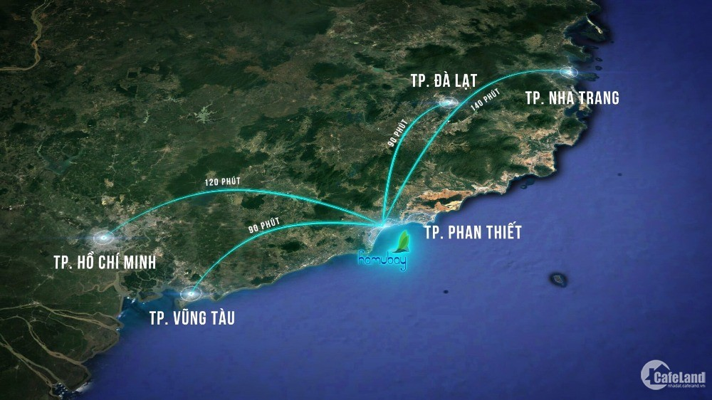 Top 5 Dự Án Đáng Đầu Tư Nhất Tại Phan Thiết Bình Thuận