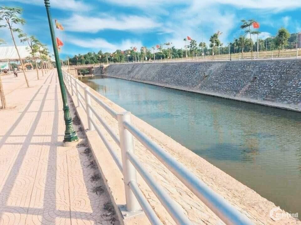 Cơ hội sở hữu đất nền trung tâm Tp. Sông Công giá chỉ từ 675 triệu